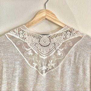 🎁 High mock neck sweater